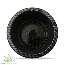 Load image into Gallery viewer, Carbon Print Large Twin Size Recessed Drink Holder & Water Exit Drain