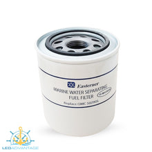 Load image into Gallery viewer, Die-Cast Aluminium Head with OMC 502905 Spin-On Water Separating Fuel Filter Kit