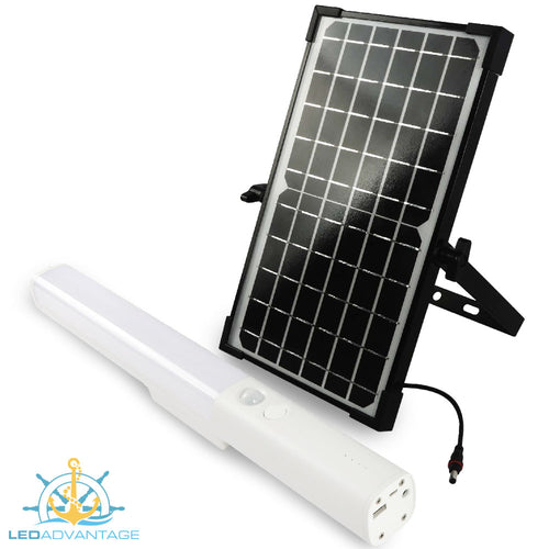 9.5 Watt Multi-purpose Portable LED Light & Panel Combo Kit