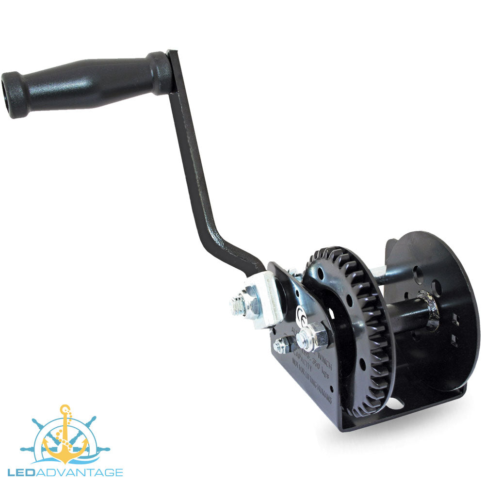 Standard Manual Trailer Winch - 380KG/840LB