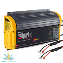 Load image into Gallery viewer, 12v/24v Pro Sport Series 20 On-Board Marine Battery Charger System (20A Dual Bank)