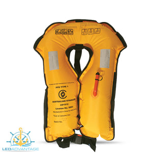 Adults Offshore 150 Manual Life Jackets (Camouflage)