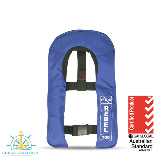 Rebel 100 Junior Manual 25-50kg (Blue)