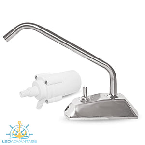 12v Inline Galley Pump & Electrical Faucet