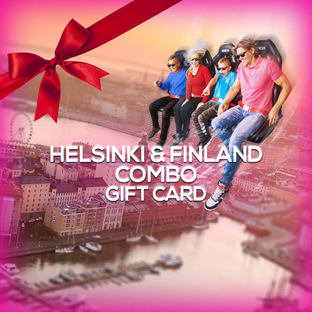 Tour Of Helsinki & Finland Experience, Gift Card