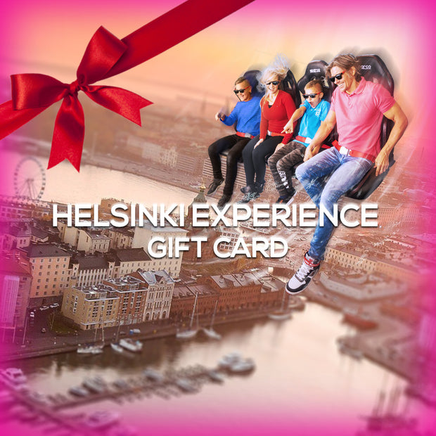 Tour of Helsinki Experience, Gift Card