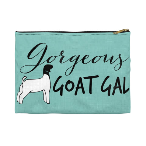 Goat Accessory Pouch