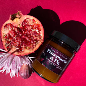 Pomegranate & Fig Candle