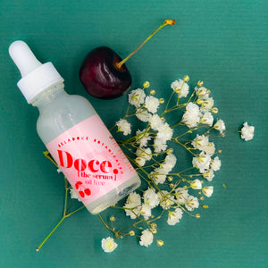 Doce. { the serum }