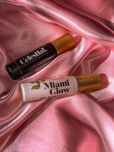 Miami Glow + Celestial Fragrance Roller ball Set