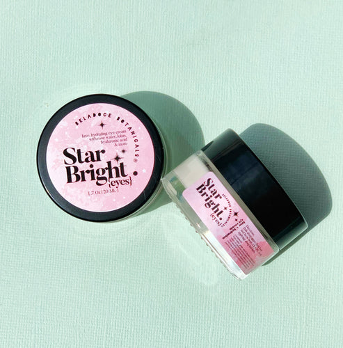 Star Bright luxe Eye Cream