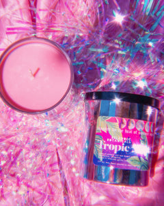 Tropic Moon Candle