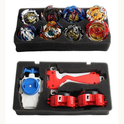 New 12X Box Burst Toys Top for Boys Christmas Birthday Gifts