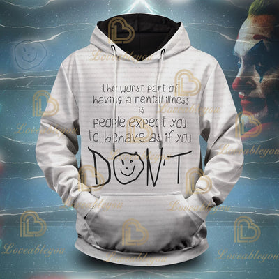 Limited Edition - Joker 2 Unisex Pullover Hoodie