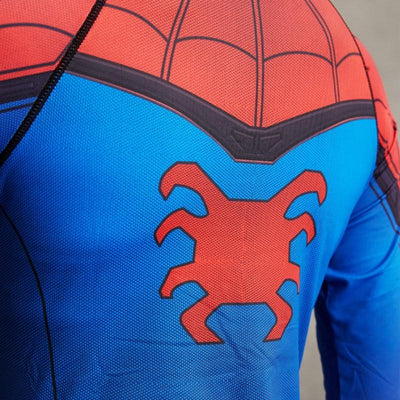 Spiderman T-shirt - SPIDERMAN WOMEN'S COMPRESSION TEE