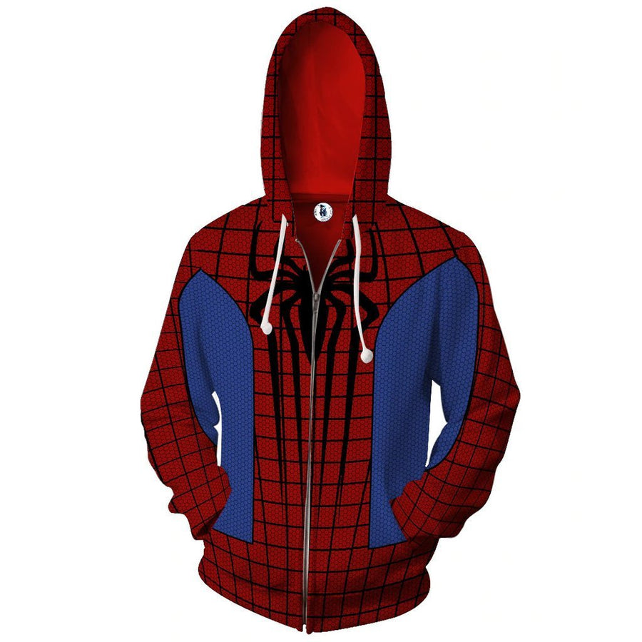 Spider-Man 2 Far from Home Unisex Pullover Sweatsihrt Hoodie