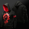 WOW Cotton Hoodie World of Tribe The Horde Hoodies