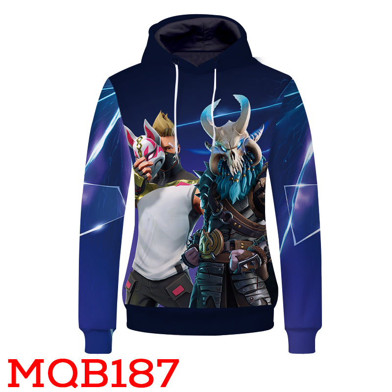 Battle Gaming Hoodies - Unisex Pullover Hoodie
