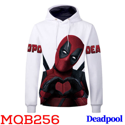 Movie Hoodies - Deadpool Unisex Pullover Hoodie