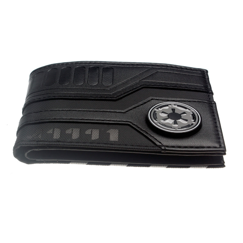 Star Wars Galactic Empire Symbol Bi-Fold Wallet