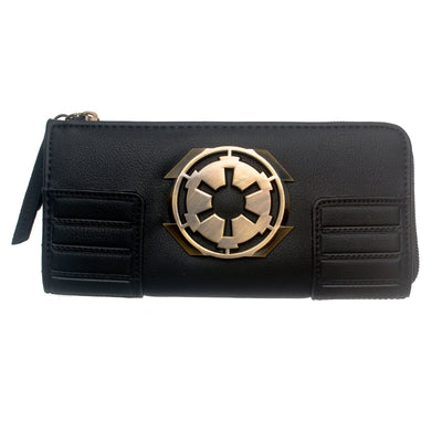 Star Wars Wallet Endor Trooper Wallet  Star Wars BiFold Purse Star Wars Gift