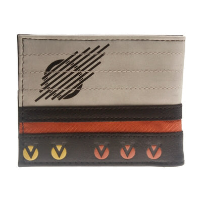 Star Wars Bi-Fold Wallet Man Purse