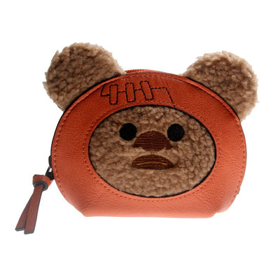 star wars chewbacca coin bag wallet women Coin Purse