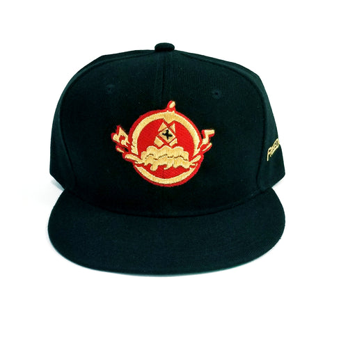 LYIC Gold (blk/red)
