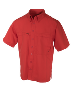 GameGuard Youth Microfiber Shirt Guava Color