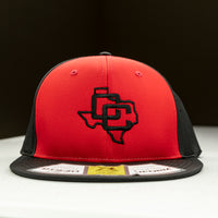 Richardson PTS30 Red/Black with Cards Select Logo