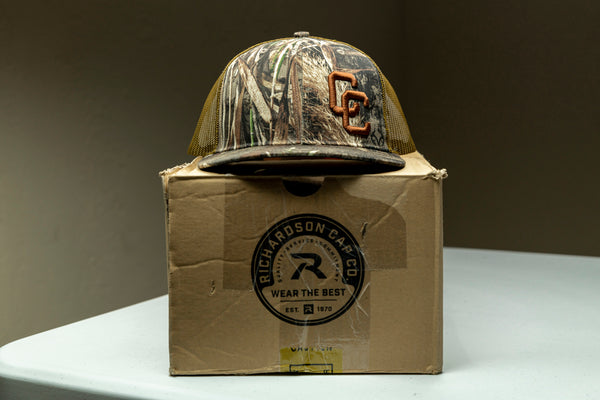 Richardson 112P Realtree Max5 Camo with CC Logo