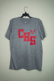 CHS Shirt with Cardinal