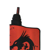 Red-Dragon Gaming Mouse Pad w/ Lock Edge