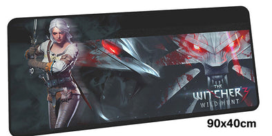Witcher Style Gaming Mousepad
