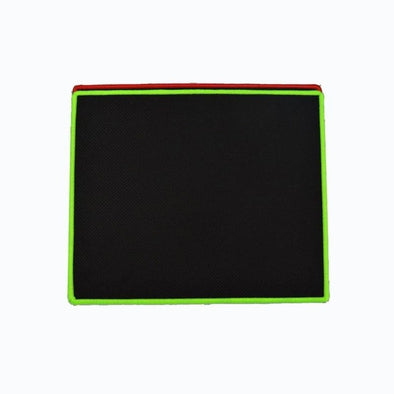 Computer Gaming Mouse Pad Black Rubber Waterproof Surface