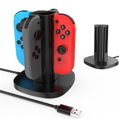 Charging Dock with LED indication For Nintendo Switch Joy-Con