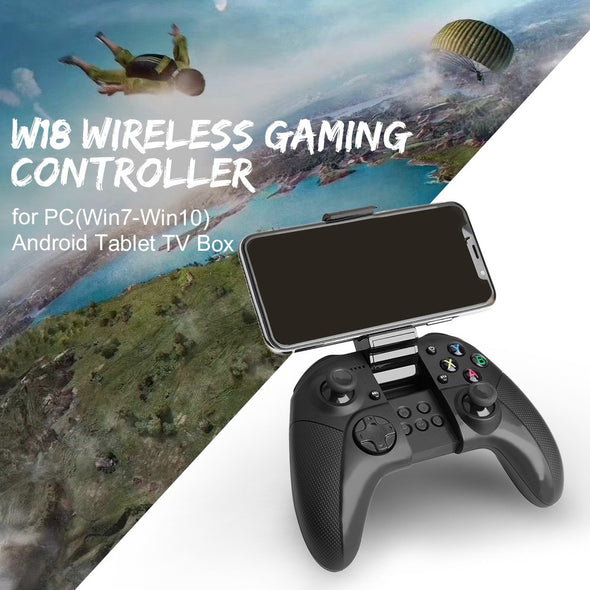Wireless Gaming Controller for Steam Nintendo Switch PC(Win7-Win10) Android Tablet TV Box