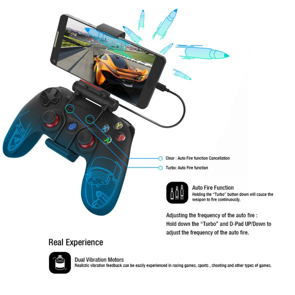 Joystick For Mobile Games for Windows PC /Android / PS3