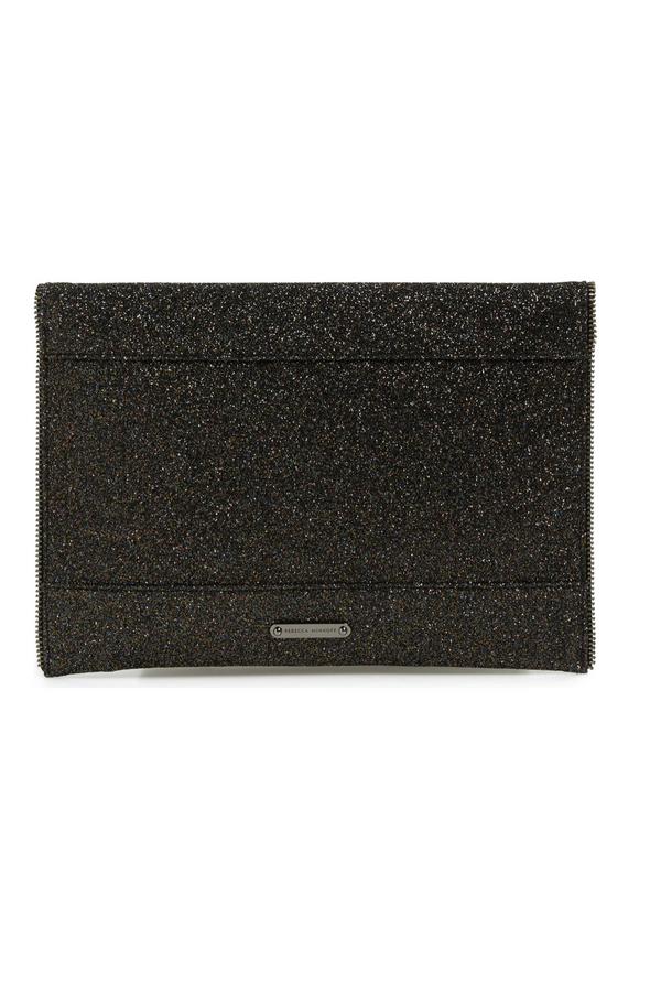 chic beautiful glitter sparkle clutch