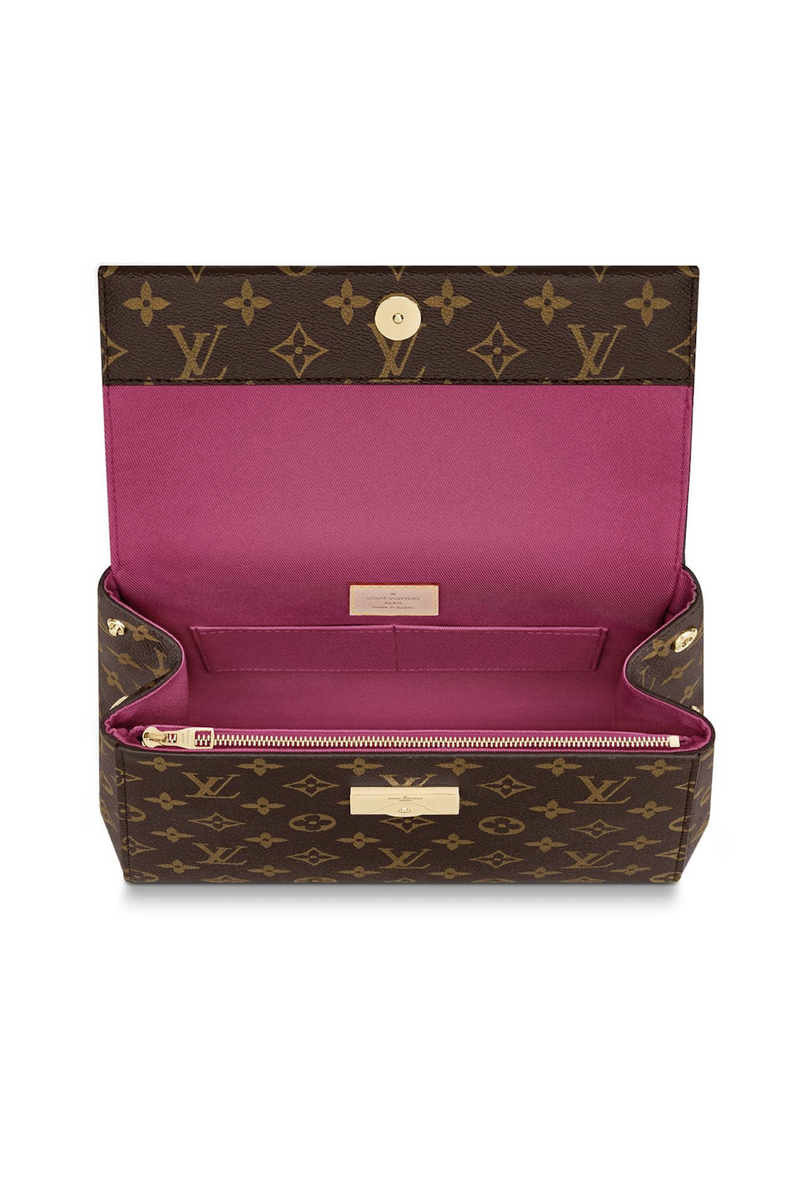 Beautiful Louis Vuitton monogram Cluny bb bag