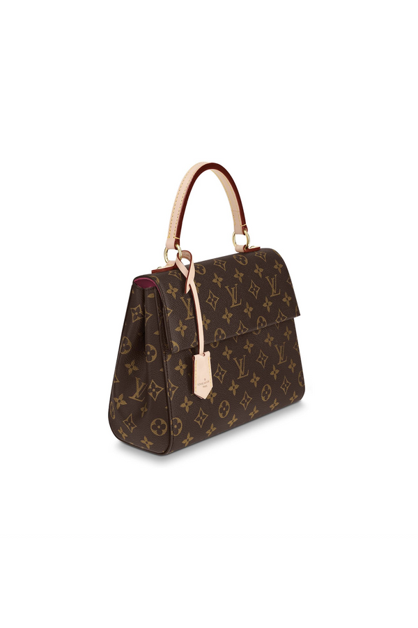 Louis Vuitton leather bag