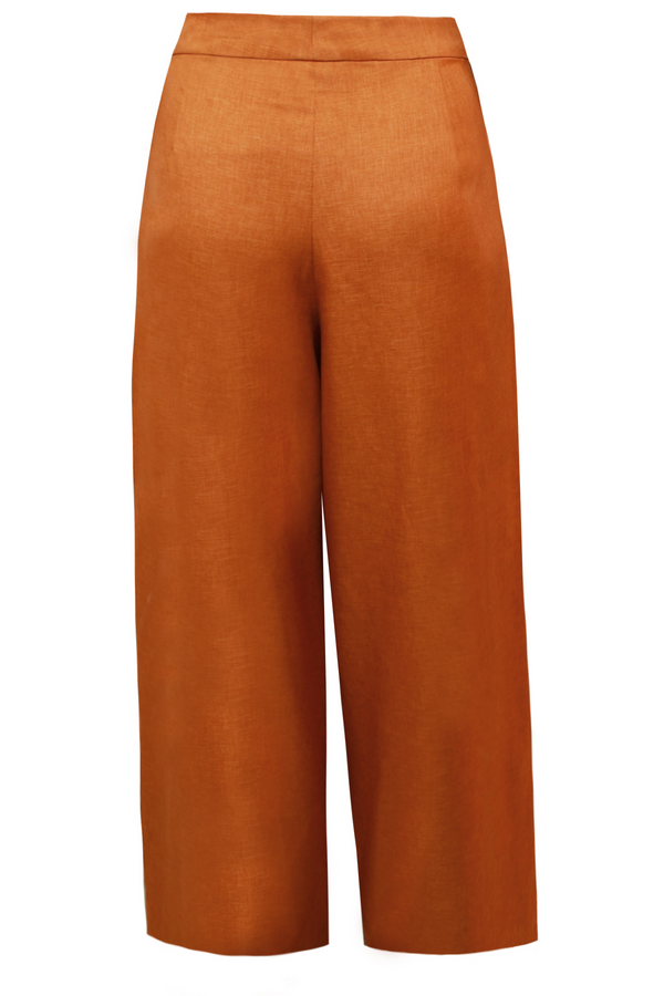 beautiful rust orange pants