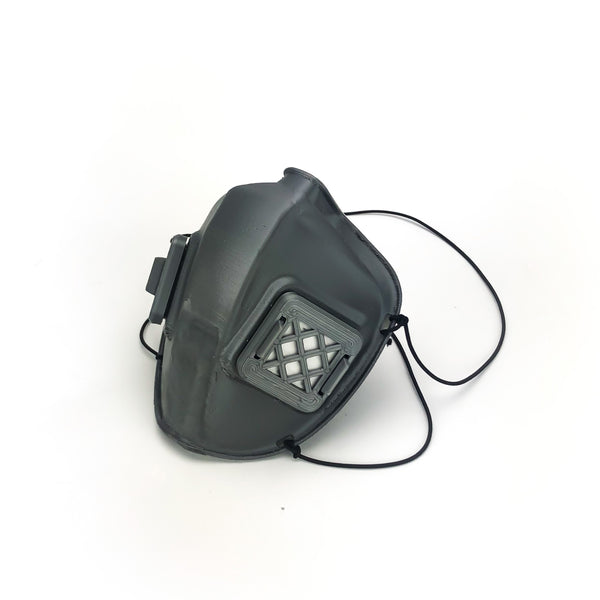 3D Printable HEPA Face Mask