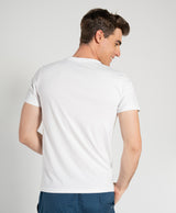 Camiseta Tail Blanco