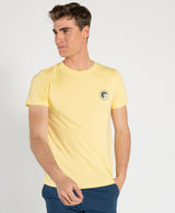 Camiseta Rails Amarillo