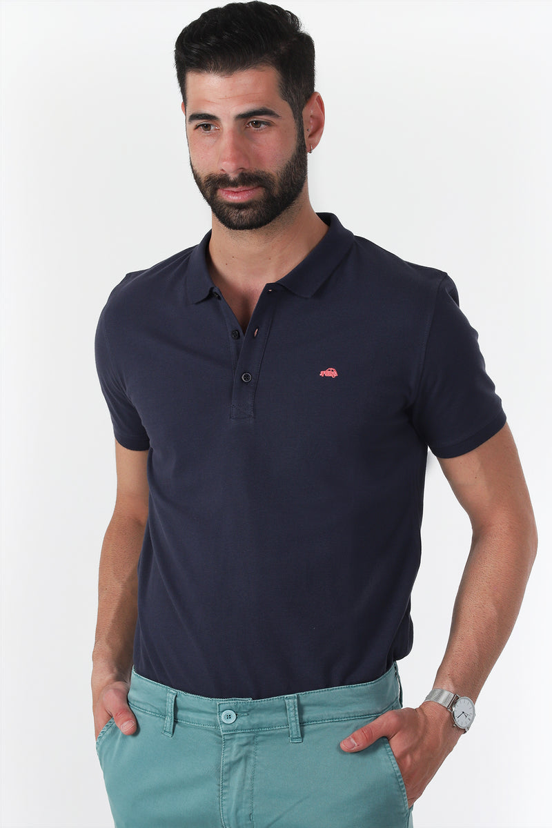 Polo Regular fit Indigo