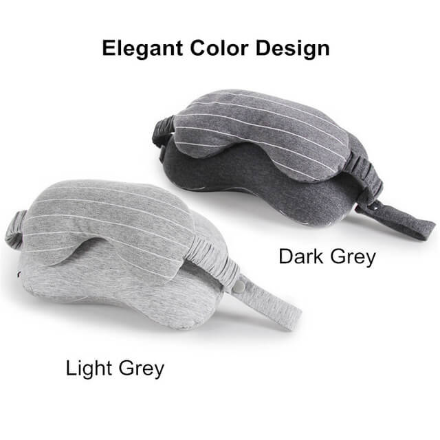 Travel Eye Mask and Pillow