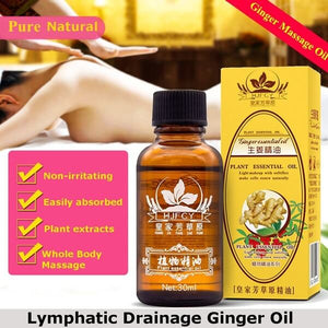 Lymphatic Drainage Ginger Oil [BUY 1 GET 1]