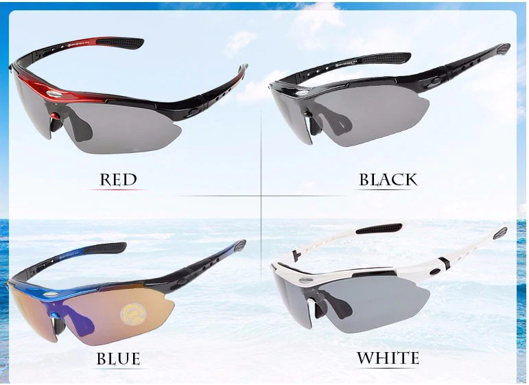 Original Rockbros  Polarized Cycling Sunglasses