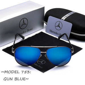 MB 753 Polarized Sunglasses